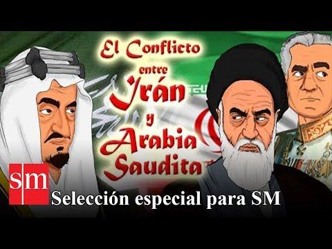 El conflicto entre Irán y Arabia Saudita - Bully Magnets