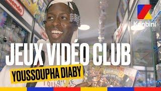 Youssoupha Diaby et sa passion pour la Super Nintendo - Jeux Vidéo Club | Konbini