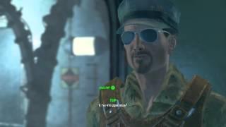 Fallout 4 - 46 серия .Мед-тек и новый напарник.