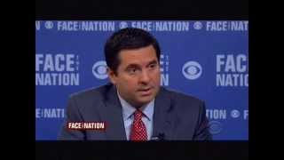 Nunes on Face the Nation June 22 2015