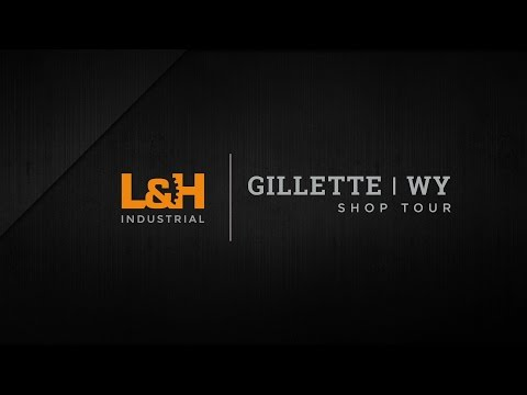 Discover Gillette, WY: L&H Industrial