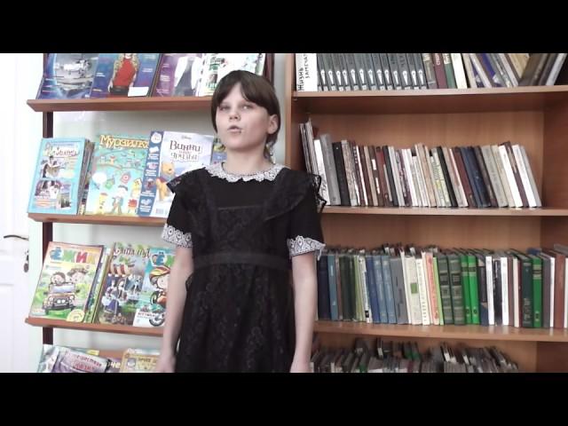 Изображение предпросмотра прочтения – МосквичёваАнастасия читает произведение «Свинья под дубом» И.А.Крылова
