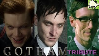 Gotham Villains Tribute - All the Best People are Crazy