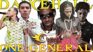 Dancehall Mix August 2019 (ONE GENERAL) Bounty Killer,Vybz Kartel,Alkaline,Popccan,Mavado,G Star