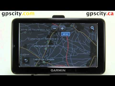 Installing Europe Mapping on the Garmin nuvi 2555 and nuvi 2595