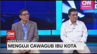 Seru! Menguji Cawagub DKI Jakarta #LayarDemokrasi