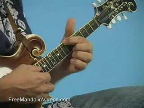 Mandolin Lesson: What is a Major Scale