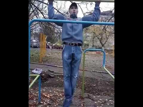 Кирилл Терёшин workout