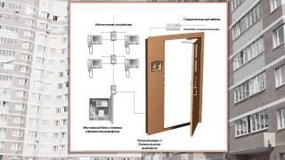 Правила монтажа домофонов VIZIT(, 2013-07-24T11:14:26.000Z)