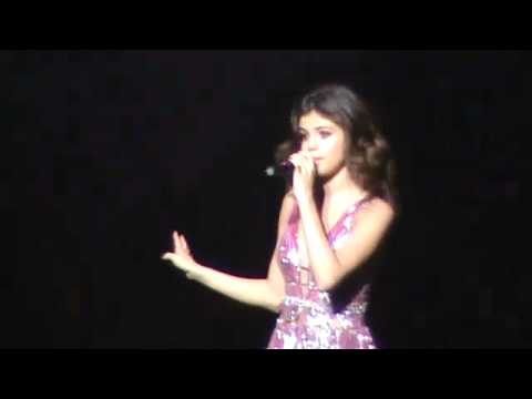 Selena Gomez Magic Live at Concert For Hope March 20 2011