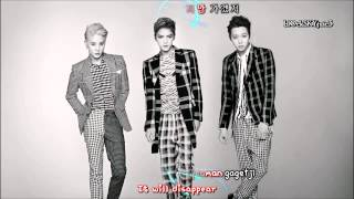 JYJ - Creation [hangul + roman + eng sub] MP3