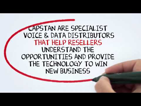 Why UK IT and Telecom Resellers choose Capstan