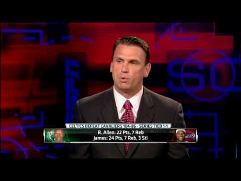 2010 NBA Playoffs - Conference Semifinals - Celtics vs. Cavaliers - ESPN (Game 2)