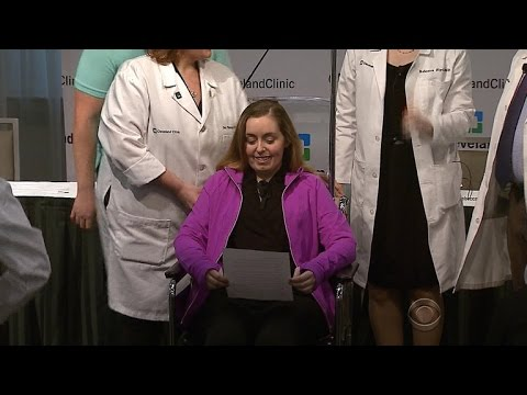 First woman to get uterus transplant in U.S. speaks out
