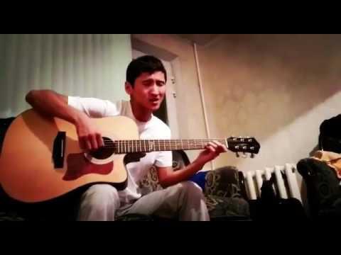 зек песня на гитаре
