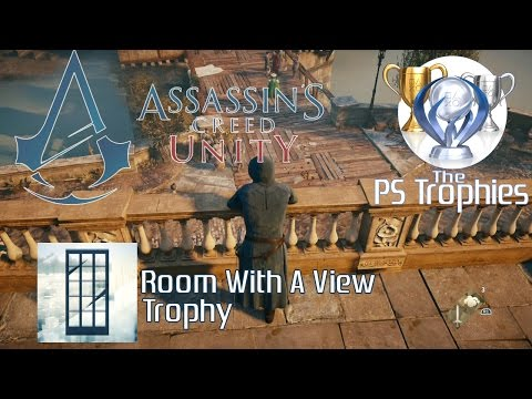 Assassin's Creed: Unity - Room With A View