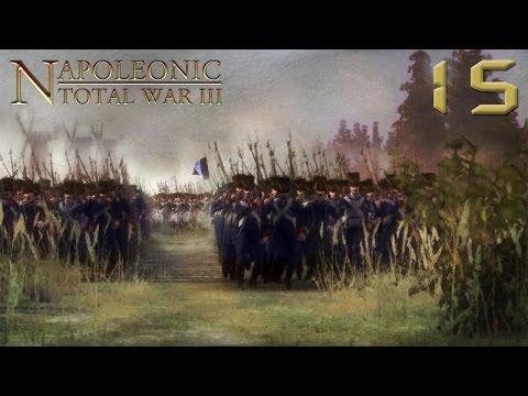 Napoleonic Total War 3 (v5.0) - multiplayer #15 [EN intro/CZ]