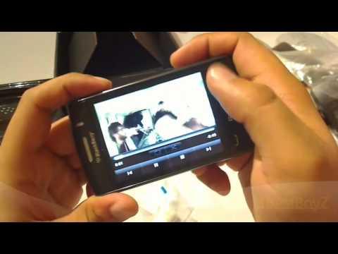(HD) Review / Vorstellung: BlackBerry Storm2 9520 3/3 | BestBoyZ