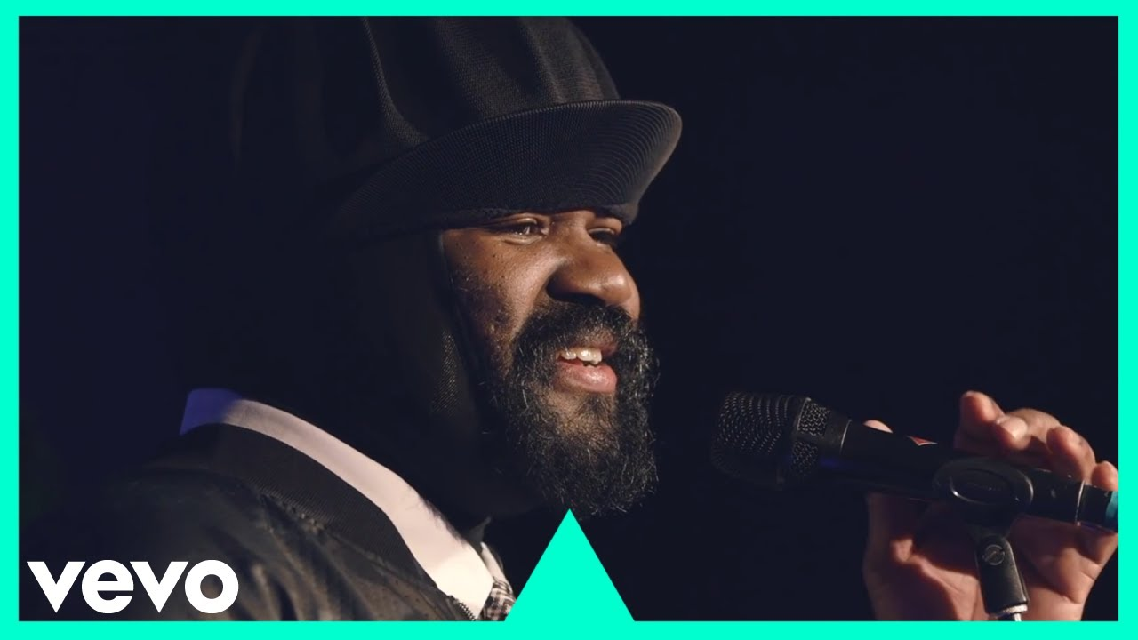 Gregory Porter | Take Me To The Alley