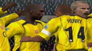 FIFA 06 GameCube Gameplay HD