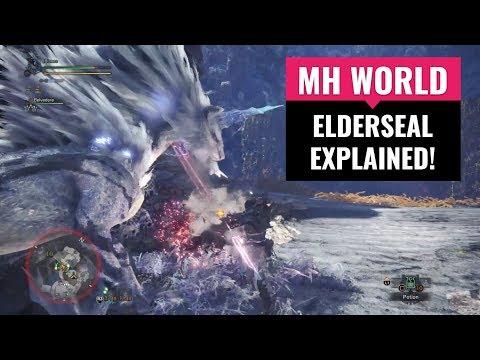 Monster Hunter World   ElderSeal Explained!