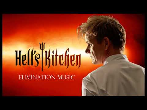 Hell's Kitchen Elimination Music - Take Your Jacket Off