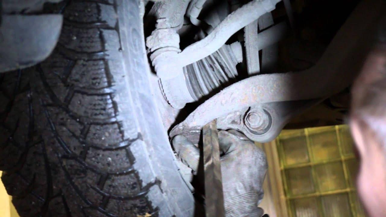 Омыватель фар Mazda 3 bl - YouTube