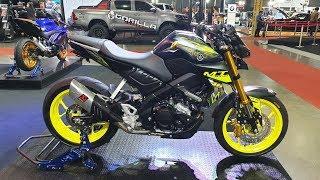 Yamaha MT-15 Modified | Walkaround at Bangkok Auto Salon 2019