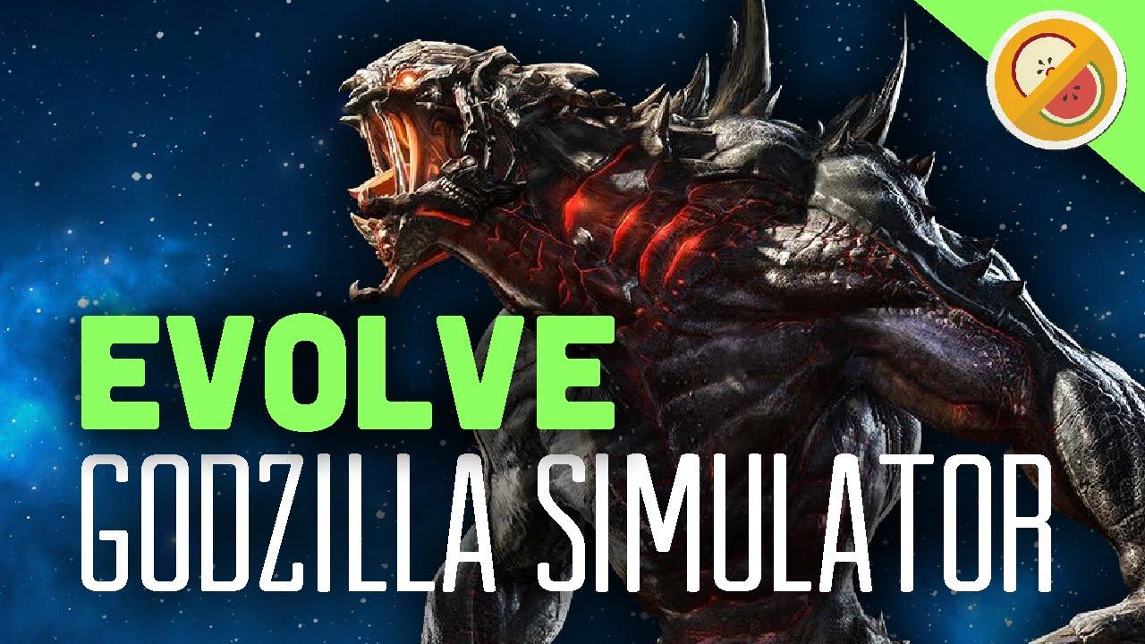 evolve review godzilla simulator 2015 evolve beta