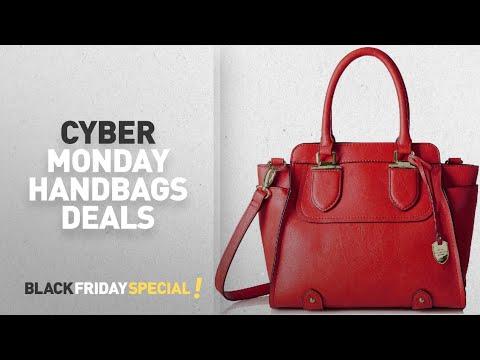 Cyber Monday London Fog Handbags Deals: London Fog Kensington Satchel