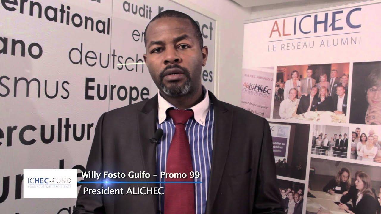 Vidéo-news ICHEC FUND Février 2014