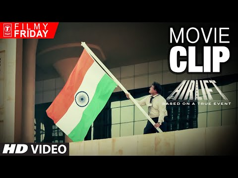 AIRLIFT MOVIE CLIPS 7 - Where is My Indian...