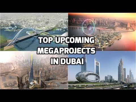 Top Upcoming Future Mega-projects in Dubai 2020 in Hindi || Dubai New Mega structures (Rahasya Tv)