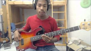 Love Hater - OutKast [Bass Cover w/ tabs]