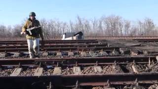 Debaltsevo Frontline Base / Дебальцево Передовой База by Graham Phillips