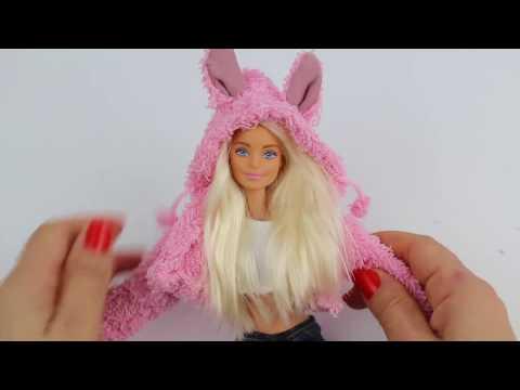 Barbie Bebeğime Aleyna Tilki - Sen Olsan Bari Klip Kostümü Yaptım!! - Bidünya Oyuncak