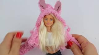 Barbie Bebeğime Aleyna Tilki Klip Kostümü Yaptım!! - Bidünya Oyuncak