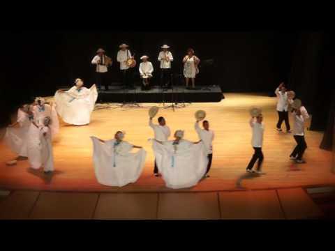 Academia de Danza Folklórica Francisco De León - CIOFF - Música y danza del mundo 2016