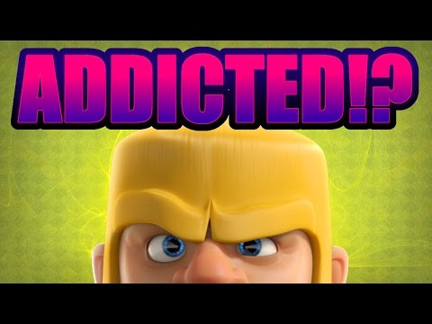 10 SIGNS YOUR ADDICTED TO CLASH OF CLANS!