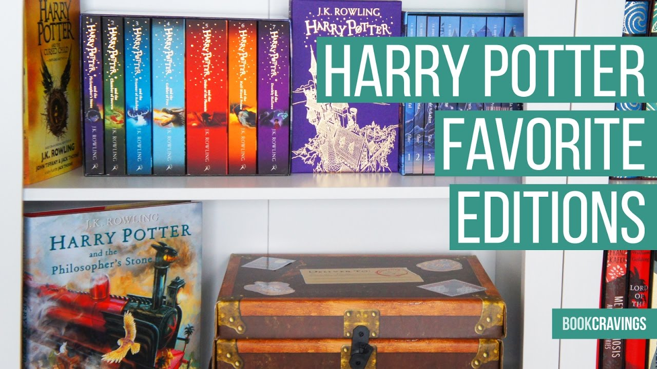Harry Potter Complete Book Collection
