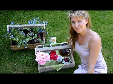 How To Make Wooden Trugs From Pallet Wood