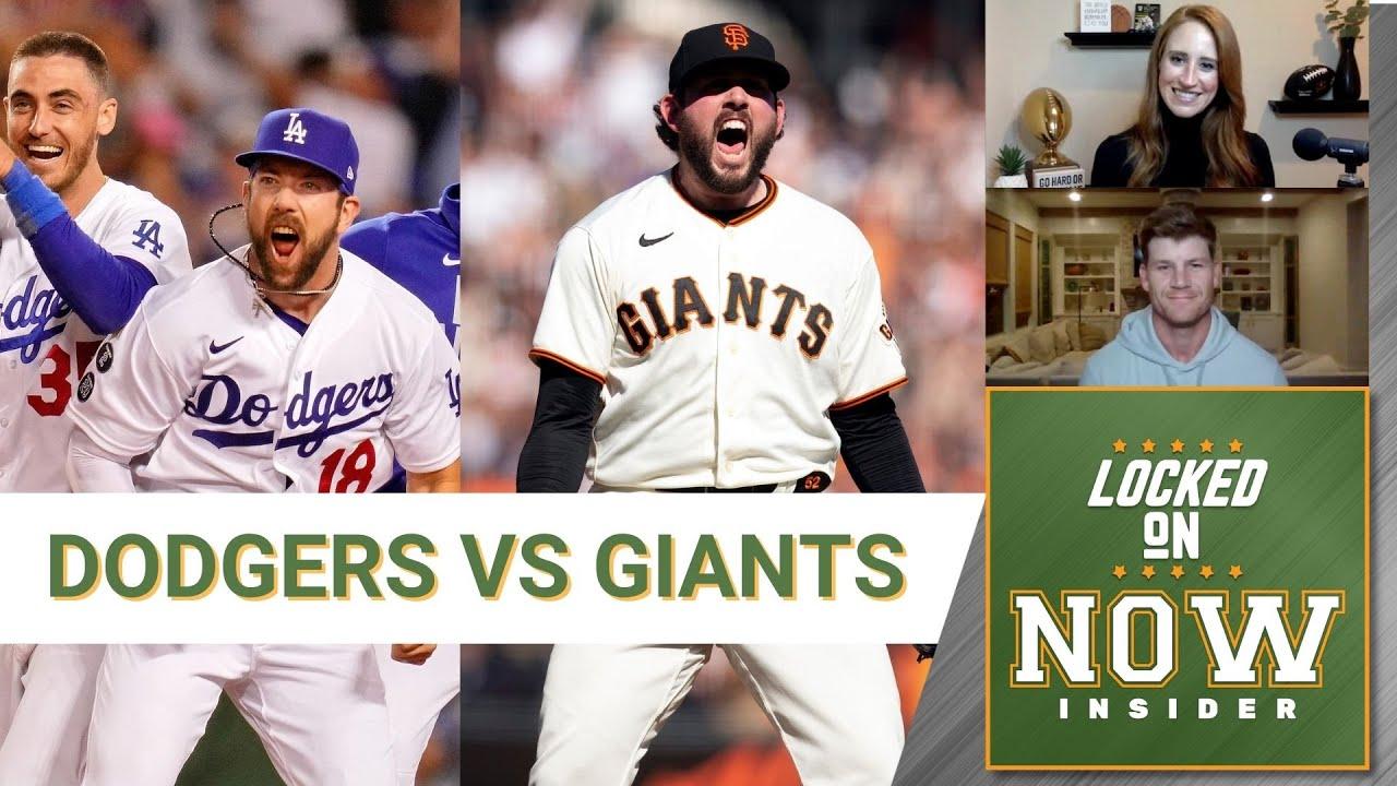 Dodgers vs. Giants - Game Recap - October 8, 2021 - ESPN