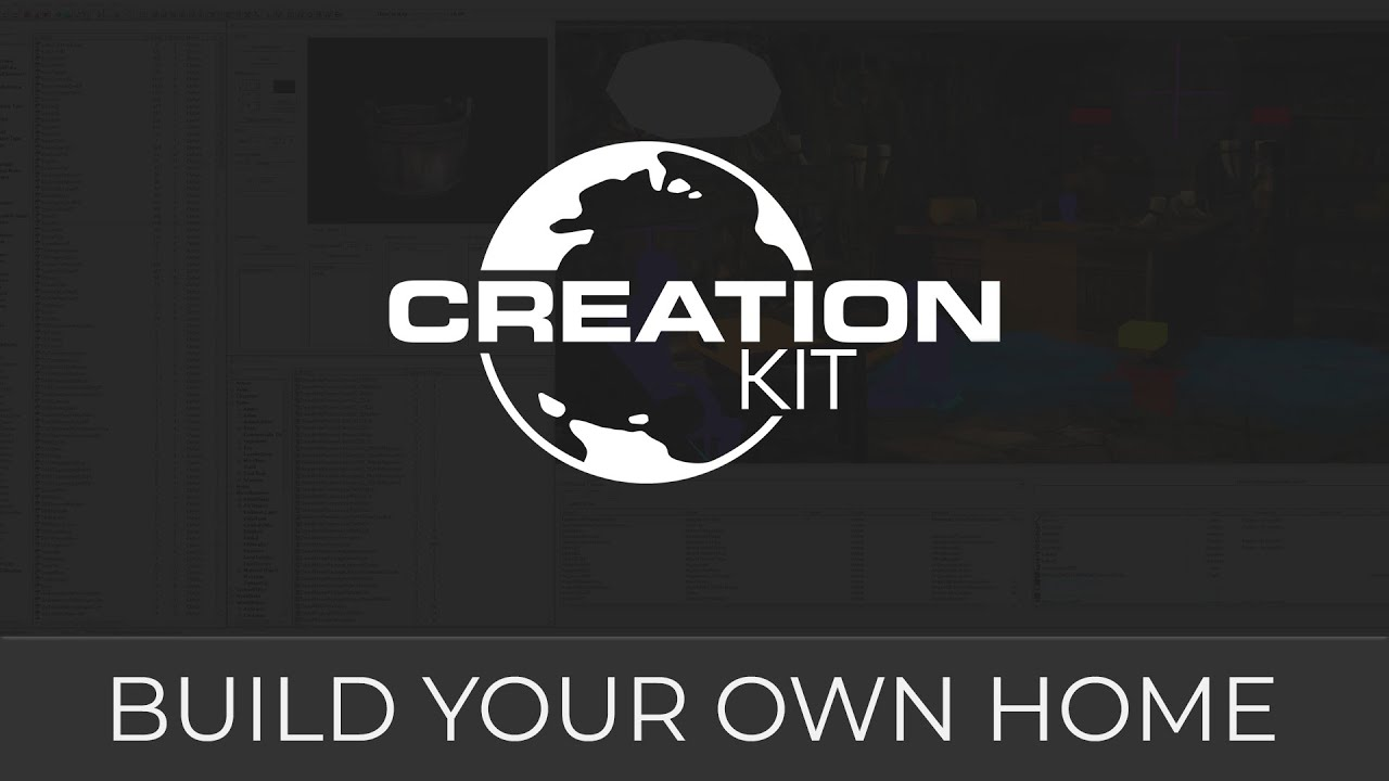 Creation Kit Tutorial Build Your Own Home Revisited Youtube