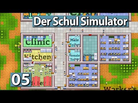 Academia School Simulator | Viel zu viele neue Schüler ► #5 ► Lets Play Schul Simulation