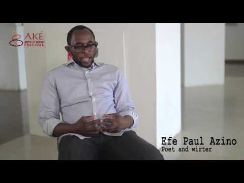 The Academic community is disconnected from Nigeria's creative economy- Efe Paul Azino