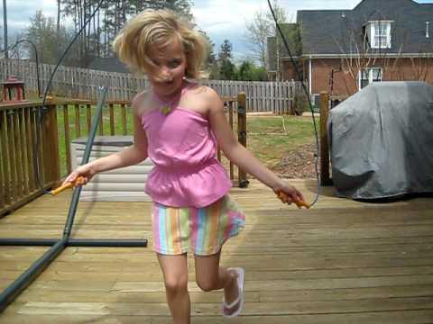 Jump Rope Cinderella