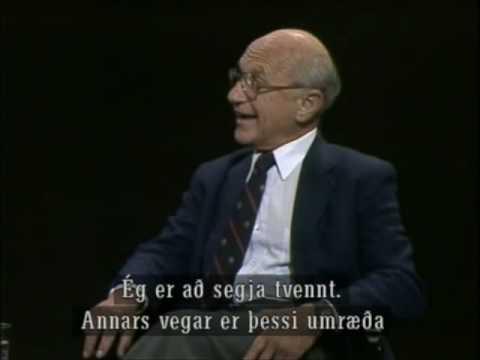 """Milton Friedman – Iceland 2 of 8"""