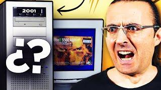 ⚙️ ¿ CÓMO ERA UN PC GAMER DE HACE 20 AÑOS ? FLIPAD con mi Pentium 3 dual head y su Voodoo 5 5500 agp