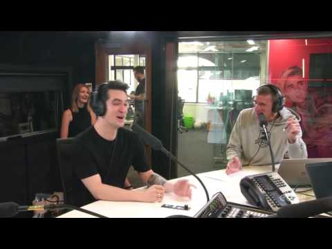 Brendon talking about Sarah ❤