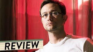 SNOWDEN Trailer Deutsch German & Review, Kritik (HD) | Edward Snowden, Biografie USA 2016